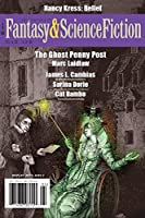 The Magazine of Fantasy & Science Fiction March/April 2016