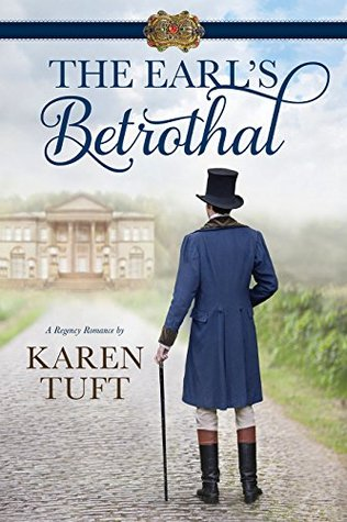 The Earl's Betrothal by Karen Tuft