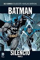Batman: Silencio, Parte 2  (DC Comics: Colección Novelas Gráficas, #2)
