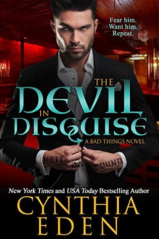 Book Review: The Devil in Disguise by Cynthia Eden