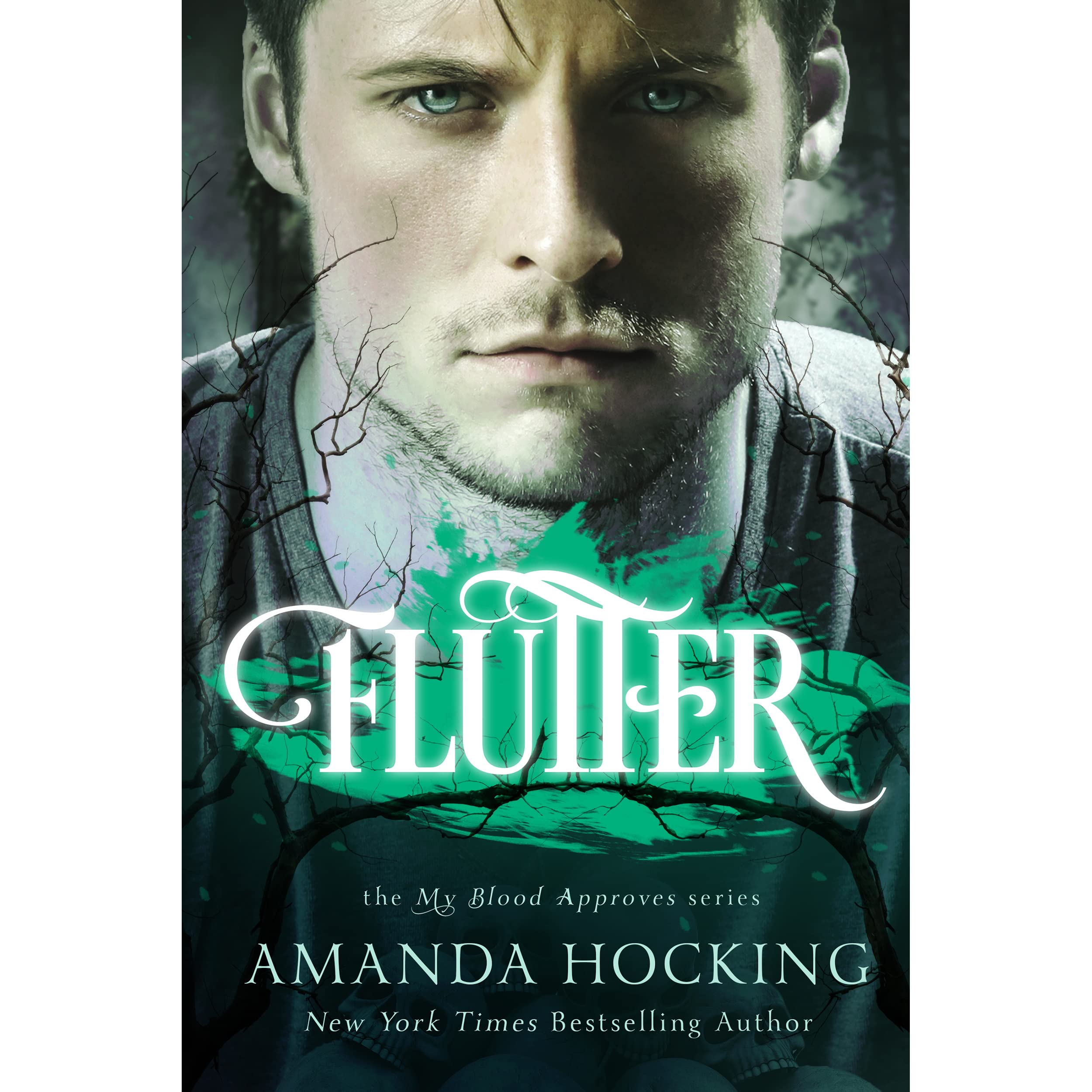 Flutter (My Blood Approves, #3) by Amanda Hocking