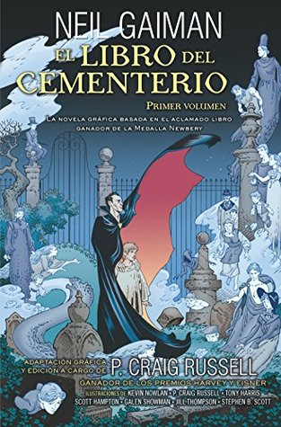 El Libro del Cementerio: Primer Volumen (Novela gráfica Vol. I)