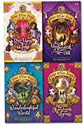 Ever After High 4 Books Set