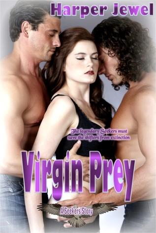 Virgin Prey (A Seekers Story 1)