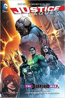 Justice League, Volume 7: Darkseid War, Part 1