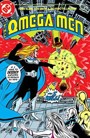 The Omega Men (1983-) #15 Todd Klein, Tod Smith