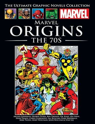 Marvel Origins: The 70s