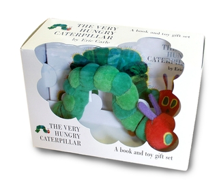 The Very Hungry Caterpillar: Book and Toy Gift Set