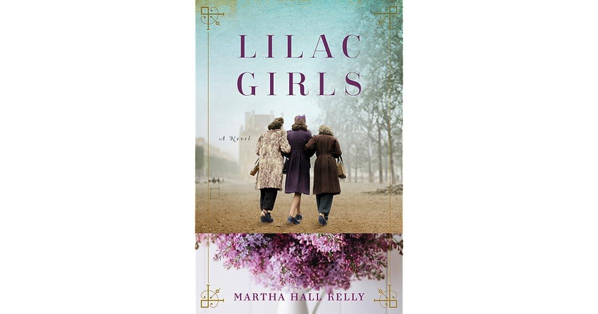 Book/Novel - Lilac Girls - by Martha Hall Kelly | Lilac