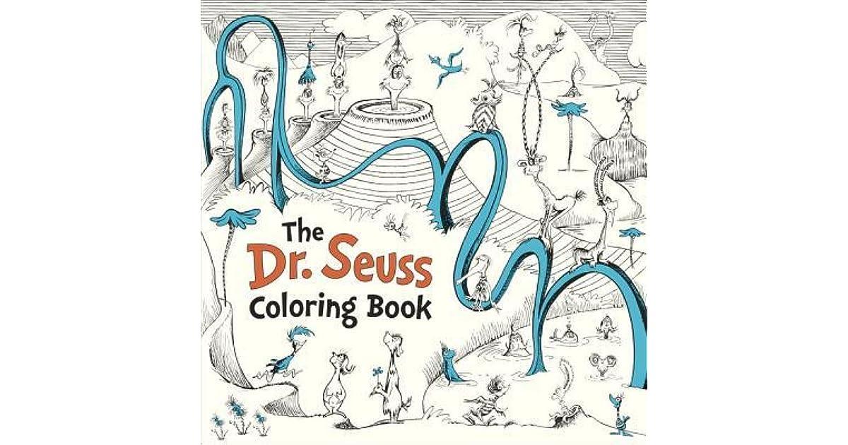 The Dr. Seuss Coloring Book by Dr. Seuss
