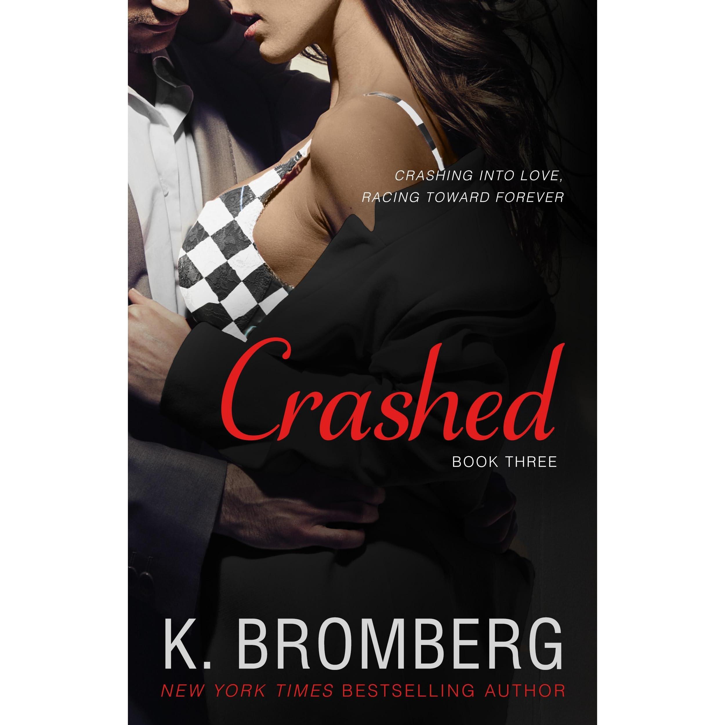 K bromberg pdf crashed