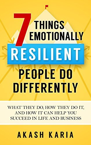 the 7 things resilient