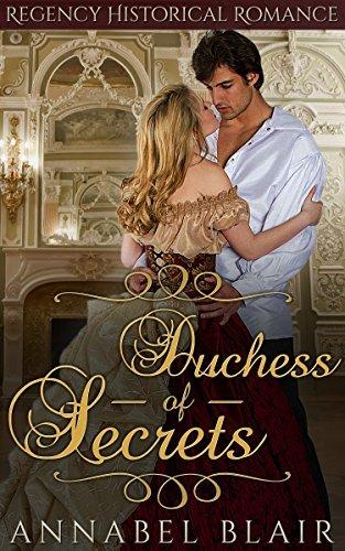 Duchess of Secrets Annabel Blair