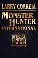 Monster Hunter International Leatherbound Edition