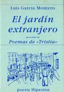 El jardín extranjero. Poemas de tristia