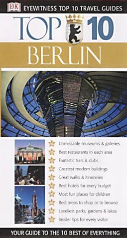 Berlin DK Eyewitness Top 10 Travel Guides  Dorling Kindersley 2011