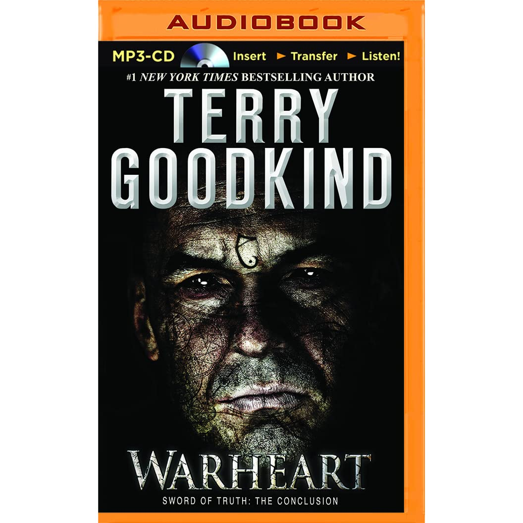 Terry Goodkind: Love and Hate Under One Cover 1
