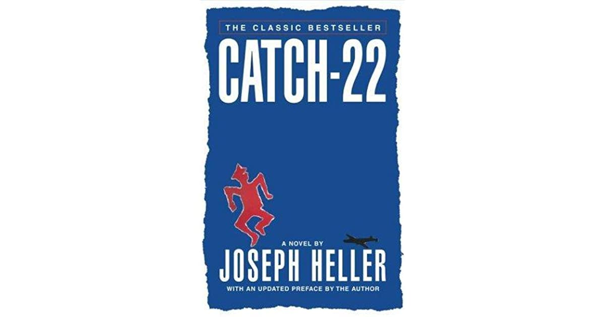 the surprising passages and themes of joseph hellers war novel catch 22