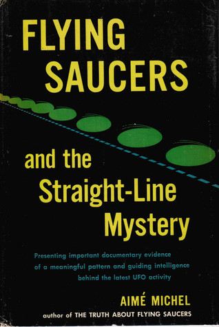Flying Saucers and the Straight Line Mystery