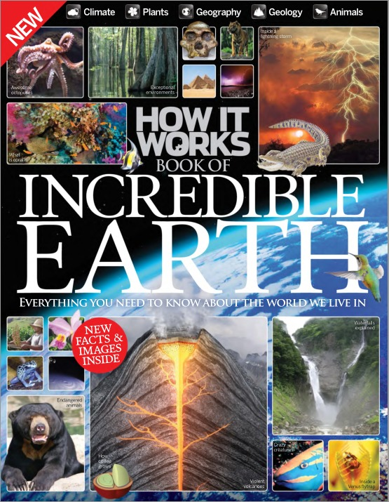 How It Works Book Of Incredible Earth 7th Edition vk com stopthepress