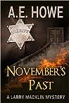 November's Past (Larry Macklin Mysteries #1)