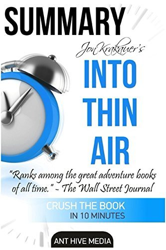 Jon Krakauer - Into Thin Air  A Personal Account of the Mount Everest Disaster   (2009, Anchor Books)