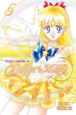 Pretty Guardian Sailor Moon, Vol. 5 by Naoko Takeuchi
