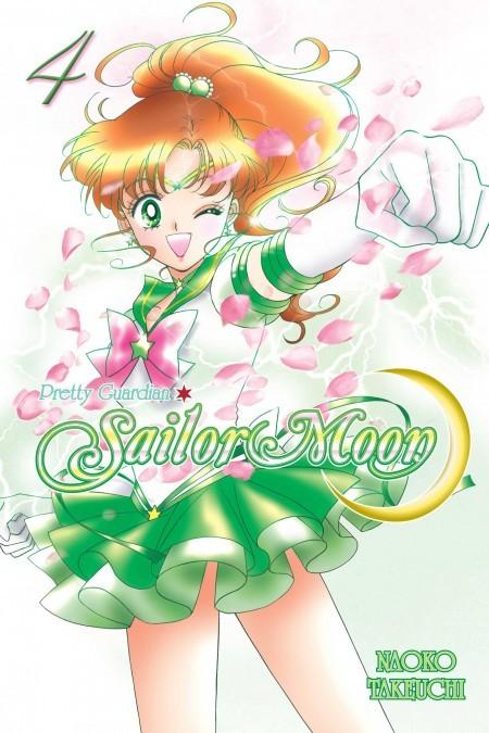 Pretty Guardian Sailor Moon, Vol. 4