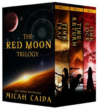 Red Moon Young Adult Sci-Fi Fantasy Trilogy: Books 1-3: Red Moon Trilogy