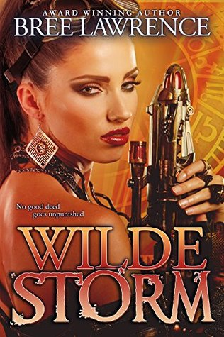 Wilde Storm (Time Wardens Book 2)