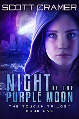 Night of the Purple Moon (The Toucan Trilogy #1)