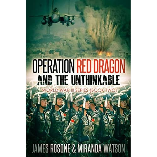Lynnsey Garlick's review of Operation Red Dragon and the