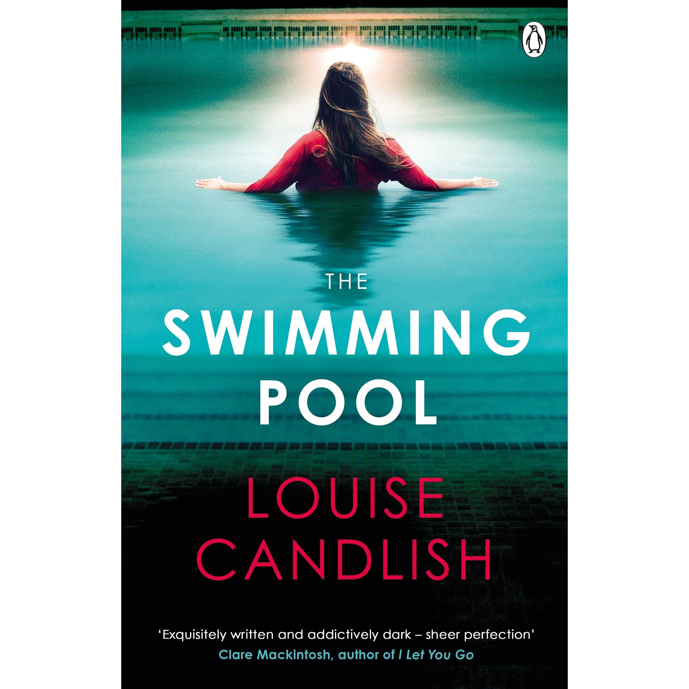the swimming pool by louise candlish reviews discussion bookclubs lists