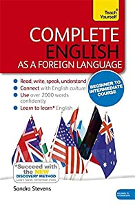 Complete English as a Foreign Language (Learn English as a Foreign Language with Teach Yourself): Audio Support: New edition