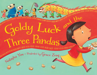 goldy luck and the three pandas cover art