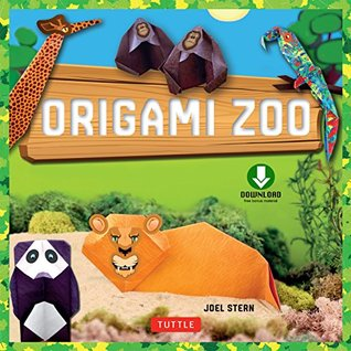 Origami Zoo Ebook: (Downloadable Material Included)