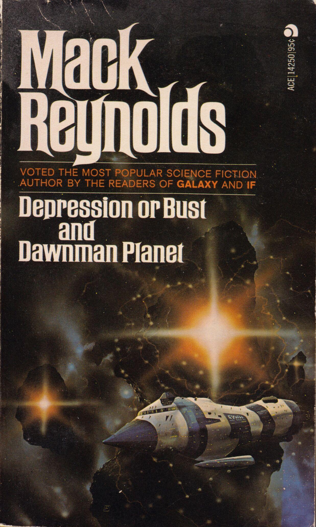 Mack Reynolds - Depression or Bust