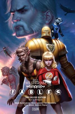 Fables: The Deluxe Edition, Book Twelve
