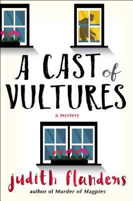 A Cast of Vultures (Sam Clair, #3)