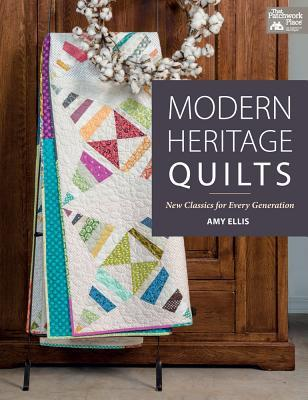 Modern Heritage Quilts by Amy Ellis