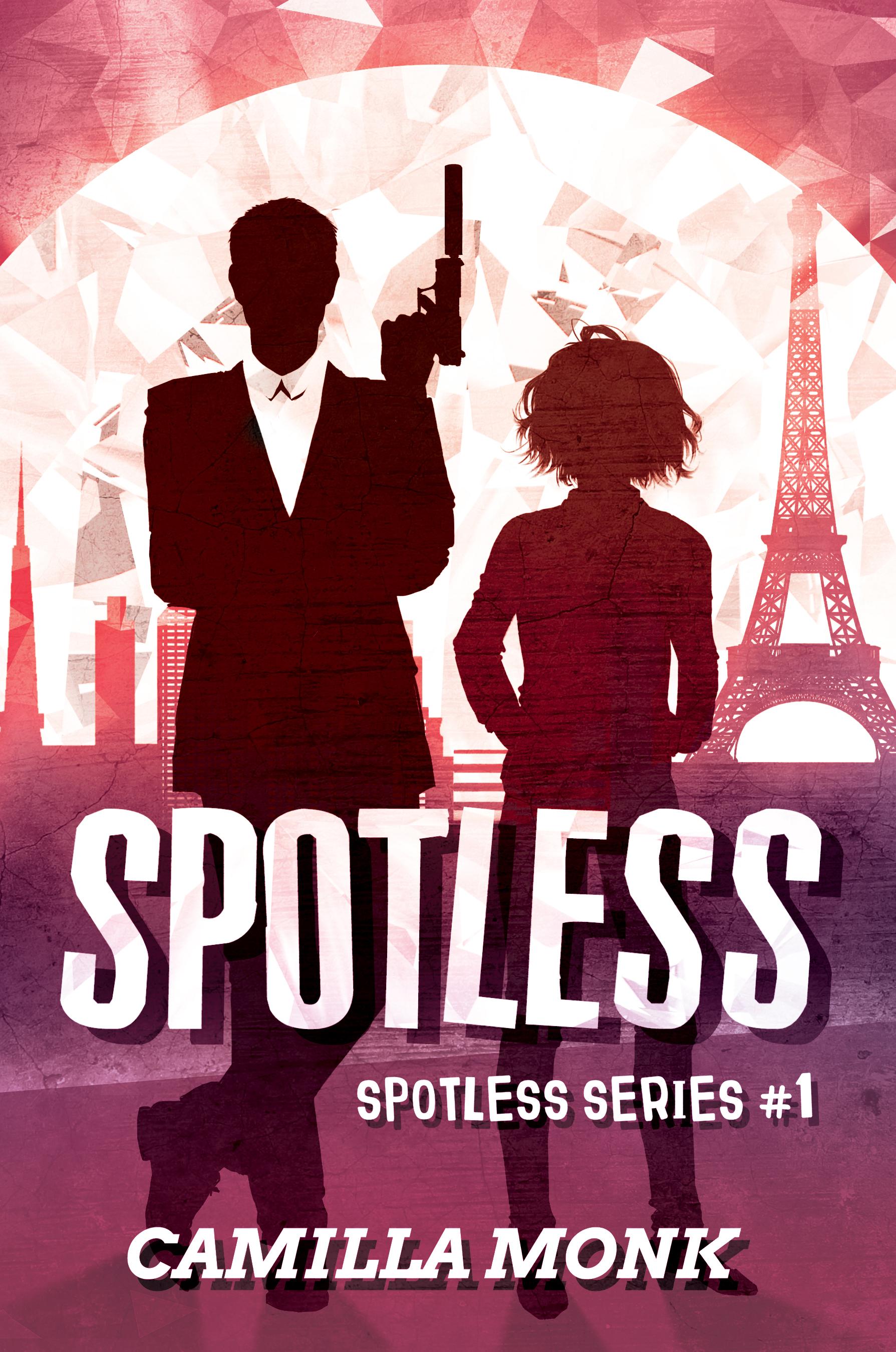Camilla Monk - Spotless 1 - Spotless