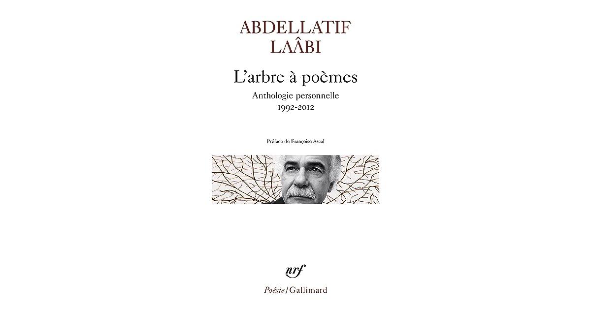 L Arbre 224 Po 232 Mes Anthologie Personnelle 1992 2012 By