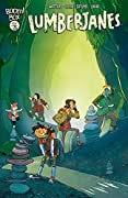 Lumberjanes: Sparrow A Moment, Part 2