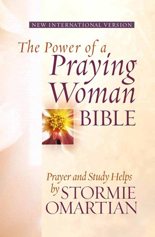 The Power of a Praying® Woman Bible: Prayer and Study Helps
