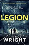 Legion: An Apocalyptic Horror Novel (Hell on Earth, #2)
