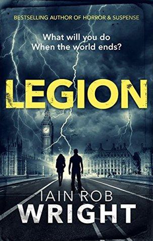 Legion (Hell on Earth, #2)