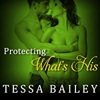 Protecting What's His (Line of Duty, #1)
