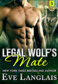 Legal Wolf's Mate (Their Furever Mates #1)