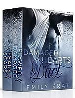 Damaged Hearts Duet: Complete Box Set (Billionaire Romance)