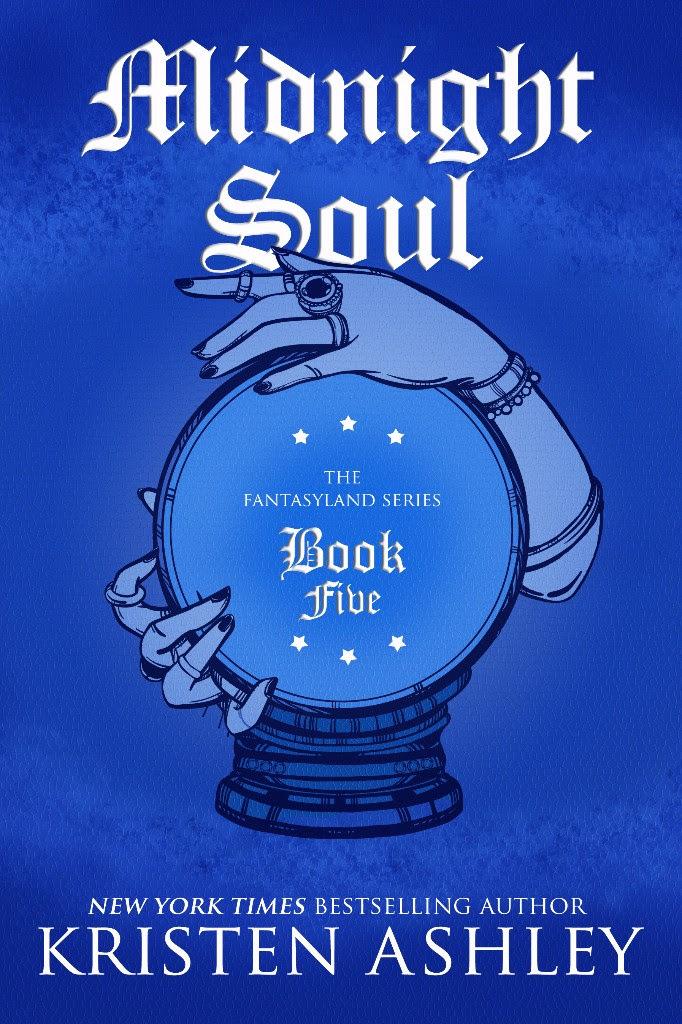 Midnight Soul Fantasyland 5 - Kristen Ashley